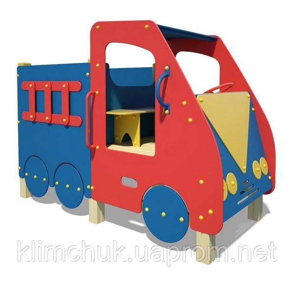 Елемент (макет) Машинка для дитячих ігрових майданчиків KidSport