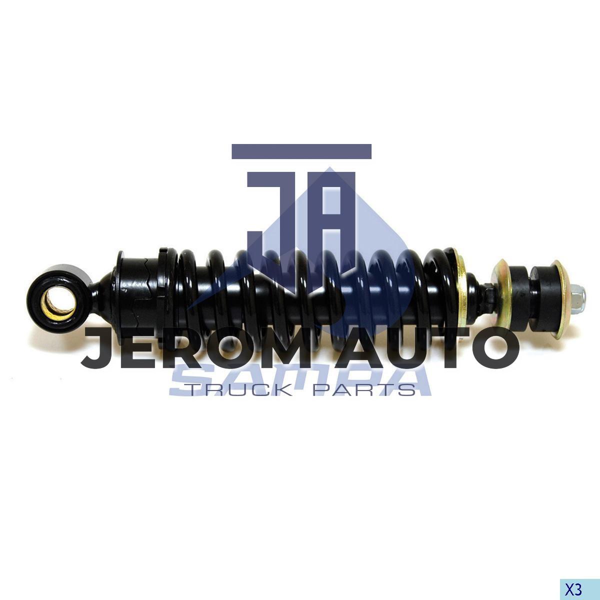 Амортизатор кабины DAF CF65,75,85 (L277-329) передн. \1377827 \ 050.206
