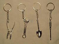 """Брелок для ключей """"Инструменты"""""""