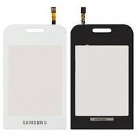 Touchscreen (сенсорный экран) для Samsung E2652/ E2652W, оригинальный (белый)