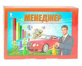 """Гр Игра """"Менеджер"""" ИВ-48001 (10) """"Шевченко"""""""