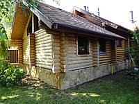 Реставрация и обновление домов из срубов.