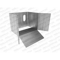 Уловитель №2 нижний для откатных ворот (69×58)