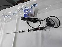 Антенна автомобильная CB RADIO 70mm на магнит