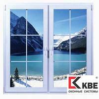 Окна KBE в Херсоне. Недорого, установка!