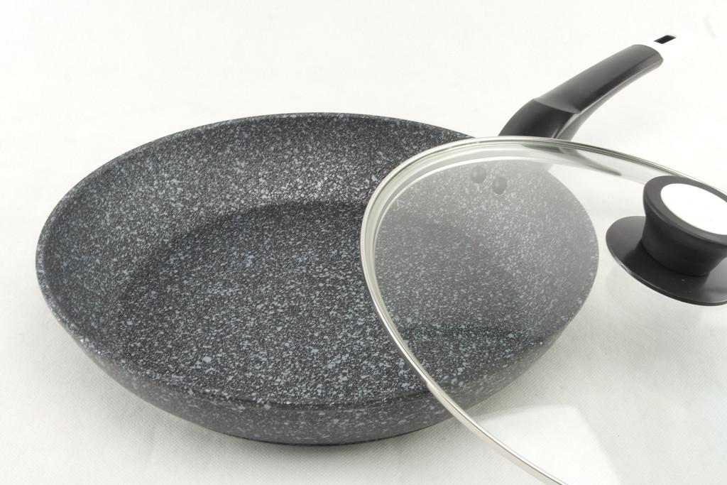 Сковорода 1478 с гранитным покрытием 28 см
