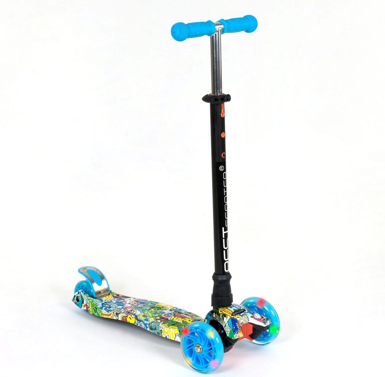 Самокат 779-1322 MAXI Best Scooter