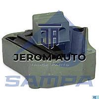 Подушка двигателя (198x222x132 MM) IVECO \41272826 \ 061.112