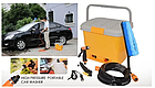 Портативная автомобильная мойка-душ High Pressure Portable Car Washer, фото 2