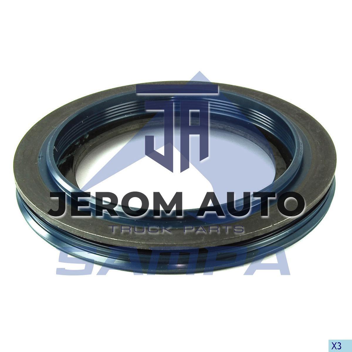 Сальник ступицы колеса (d120xd157,5x20/26 mm NBR) \0256646800 \ 070.321