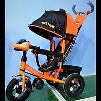 Велосипед трехколесный Baby Trikе 6088 Синий