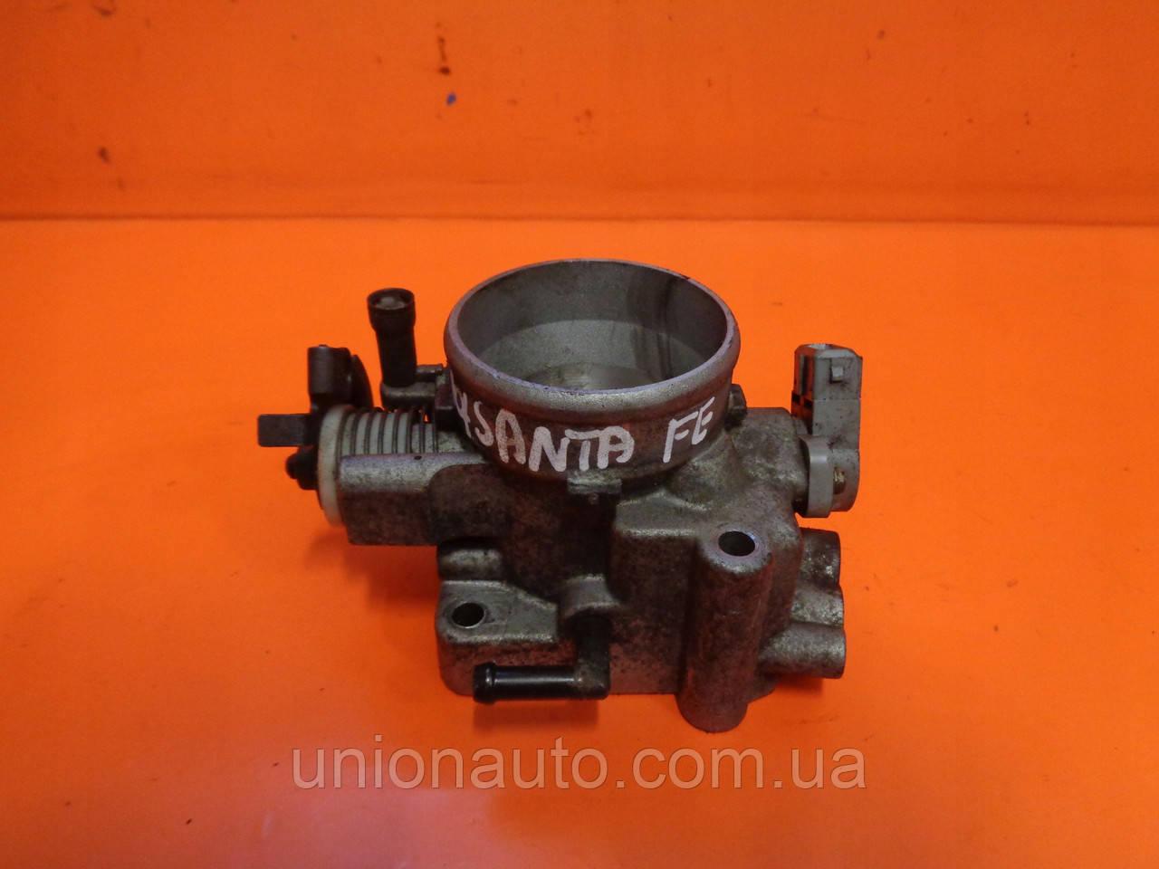HYUNDAI SANTA FE I 2.7 V6 Дроссельная заслонка 35100-37300