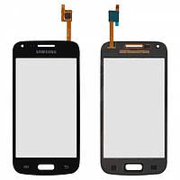Сенсорный экран (touchscreen) для Samsung Star Advance G350 / G350H/E, черный, оригинал