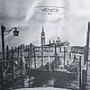 Эко сумка  хозяйственная с замочком Венеция (спанбонд)