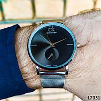 Часы мужские. Мужские наручные часы серебристые. Часы с черным циферблатом. Годинник чоловічий