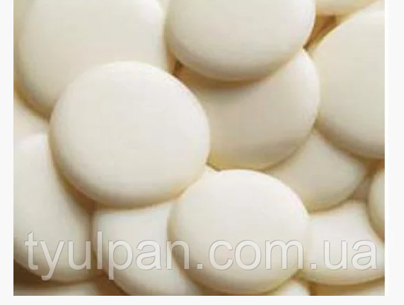 Белый шоколад 100 грамм глазурь