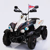 Детский квадроцикл ATV DMD-268 Белый Лицензированный