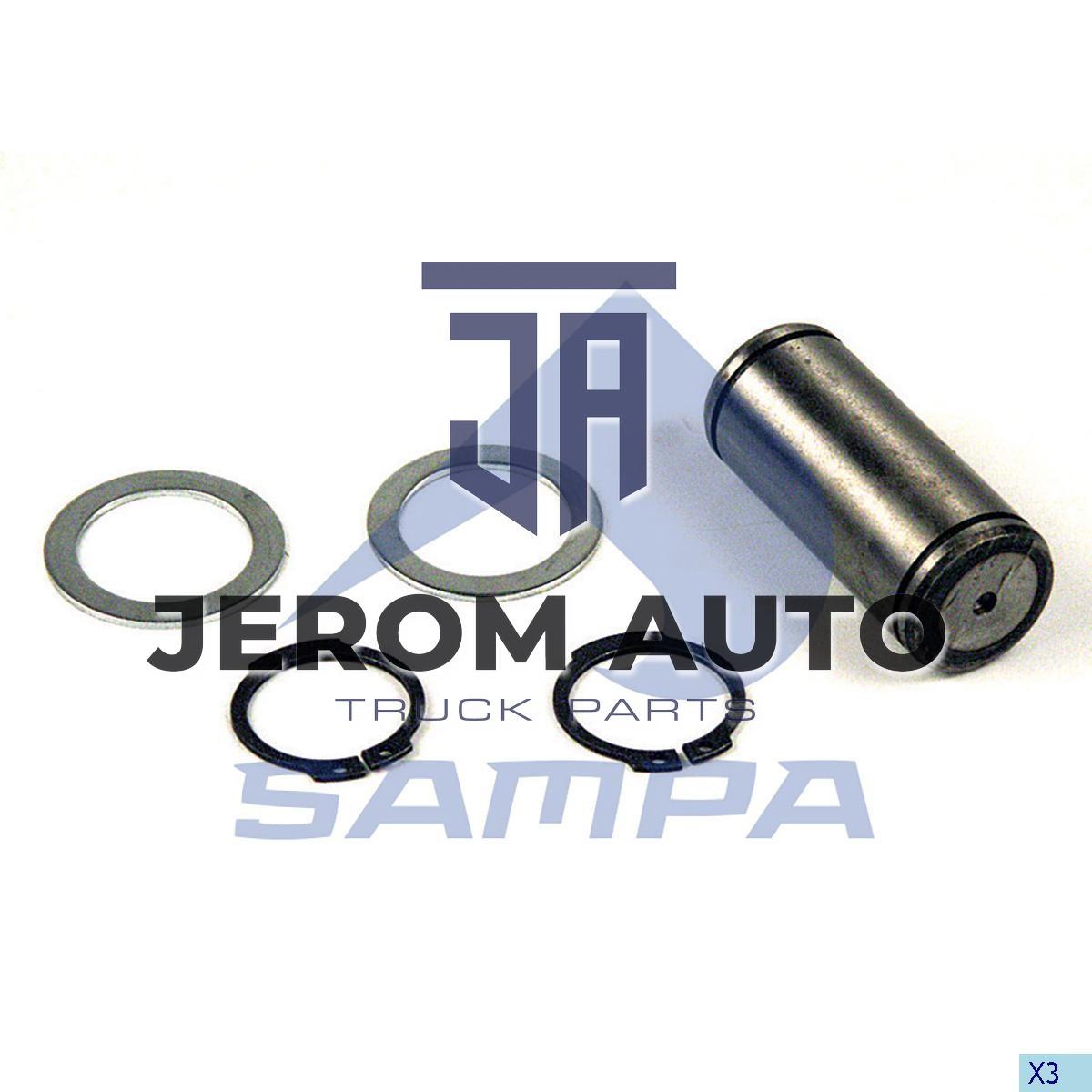Ролик 31,7x73 колодки тормозной SAF (87-99) \5000816353 \ 075.535