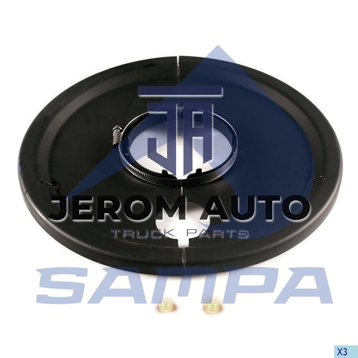 Пыльник барабана тормозной d127xd397x31 SAF \3005012500 \ 075.574