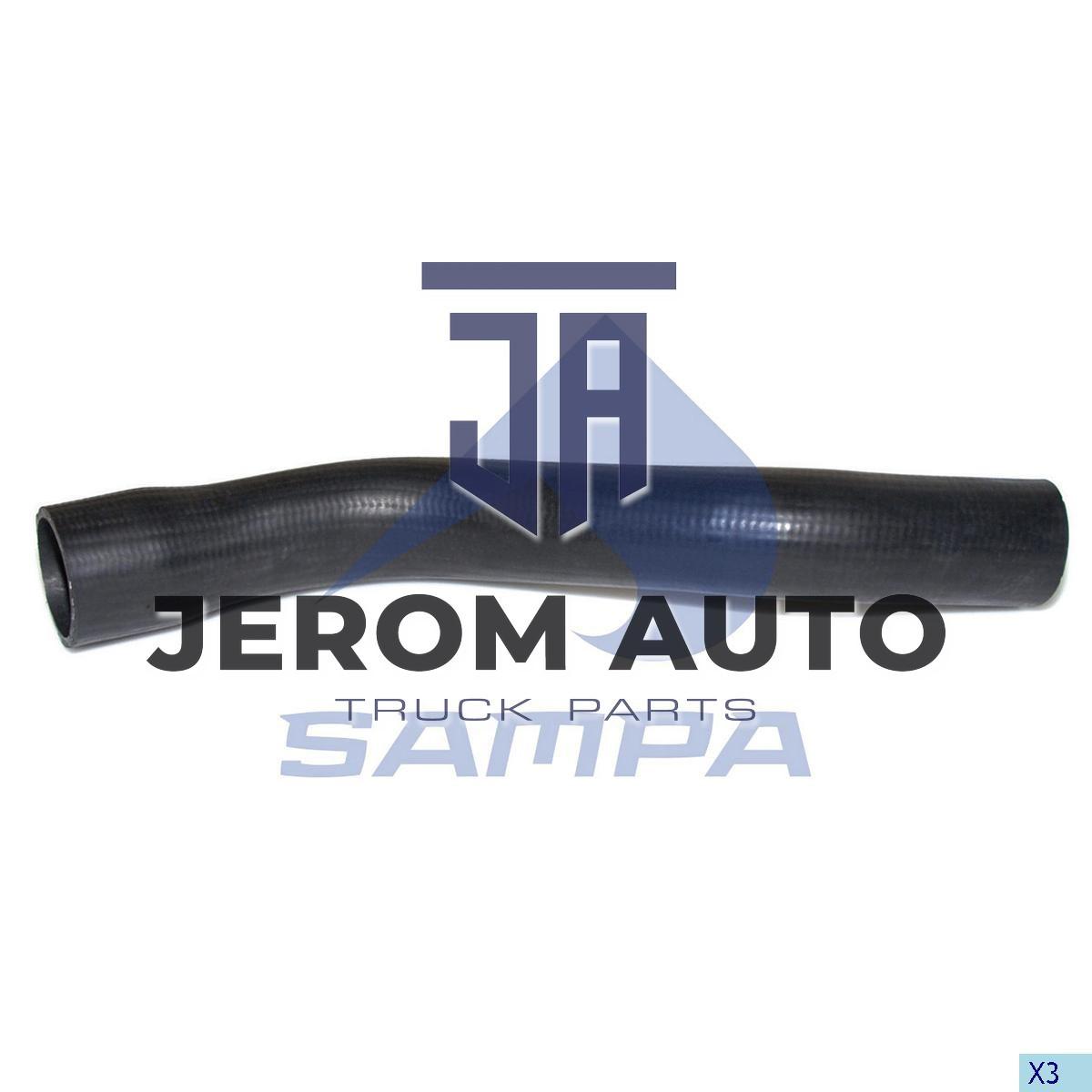 Патрубок радиатора Renault \5010315936 \ 079.115