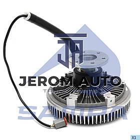 Віскомуфта вентилятора Renault (d260 mm) \5010315994 \ 079.284