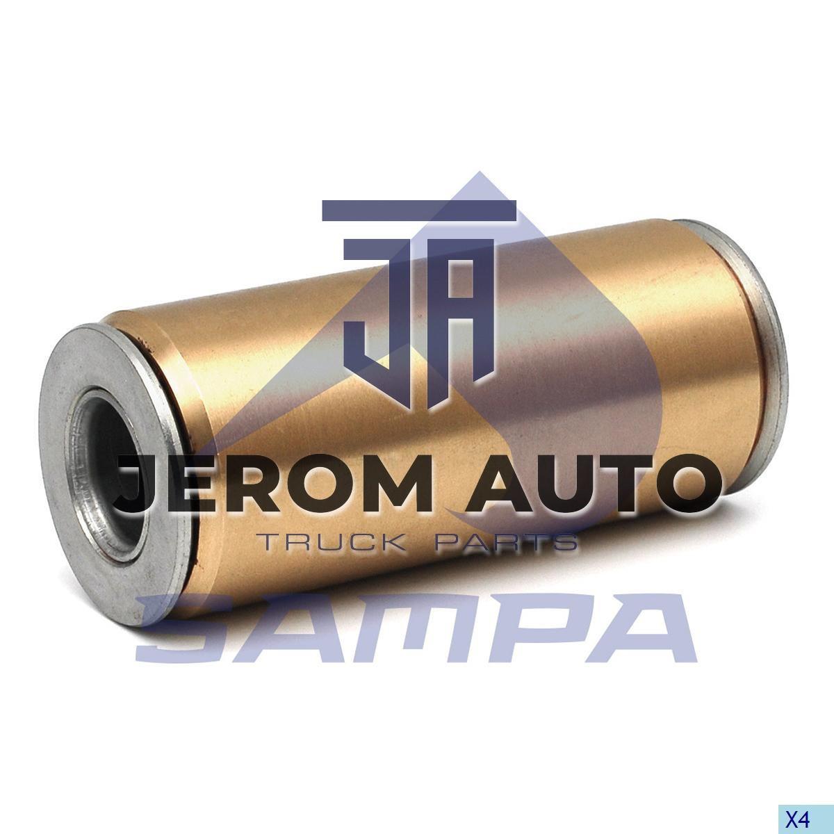 Сайлентблок 104x20x44,5 рессоры Renult Kerax,Magnum,Premium \5010060127 \ 080.032