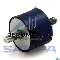 Опора M10x1,5x49x35 выпускного коллектора Renult \5000750630 \ 080.064