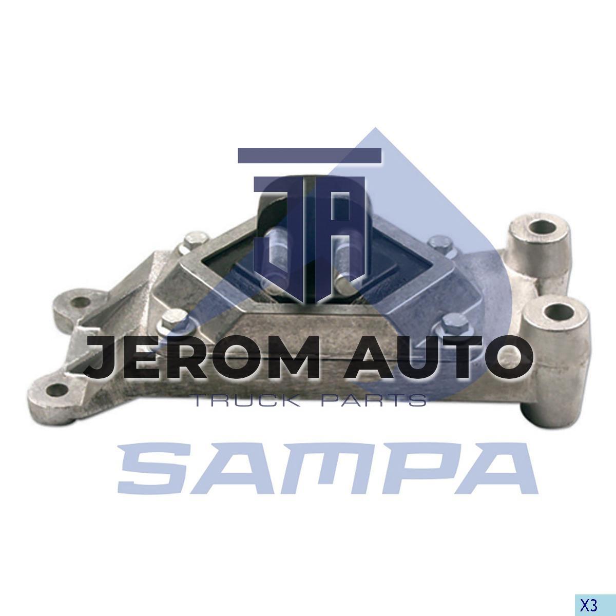 Подушка двигателя 132x369x130 Renault PREMIUM REAR RH \5010460352 \ 080.072