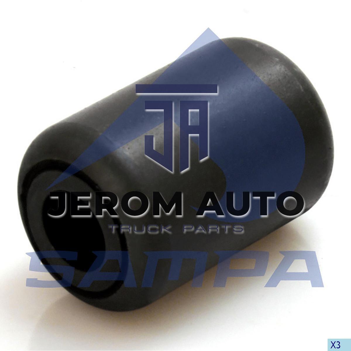 Сайлентблок 30x70x104 рессоры Renult Kerax,Magnum,Premium задний \5001835446 \ 080.092