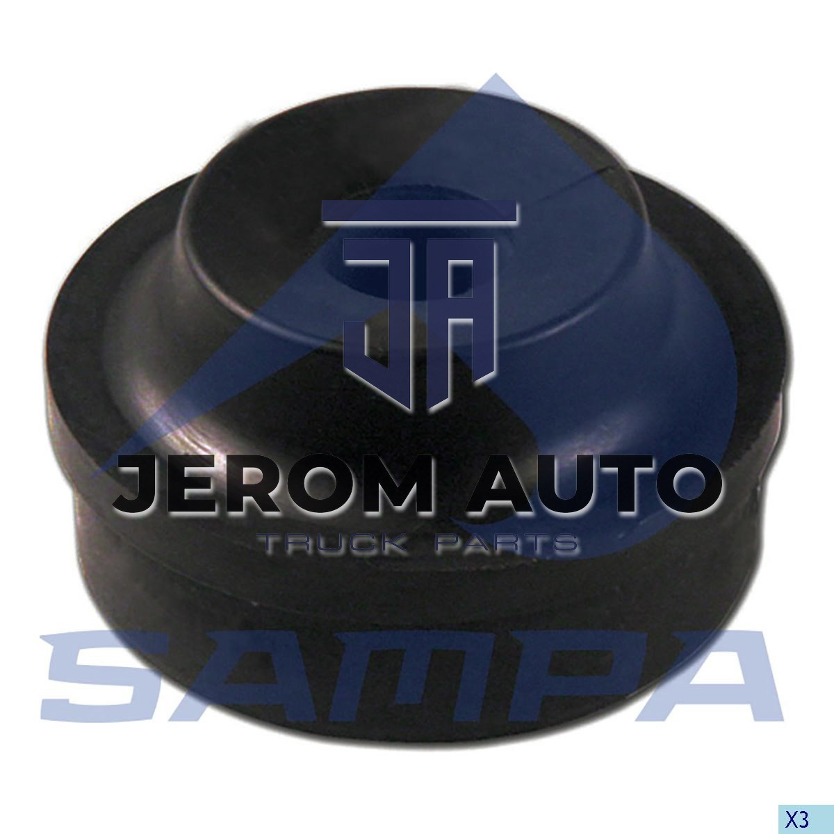 Подушка двигателя перед d28xD106x64 Renault MAGNUM PREMIUM \5010239498 \ 080.100