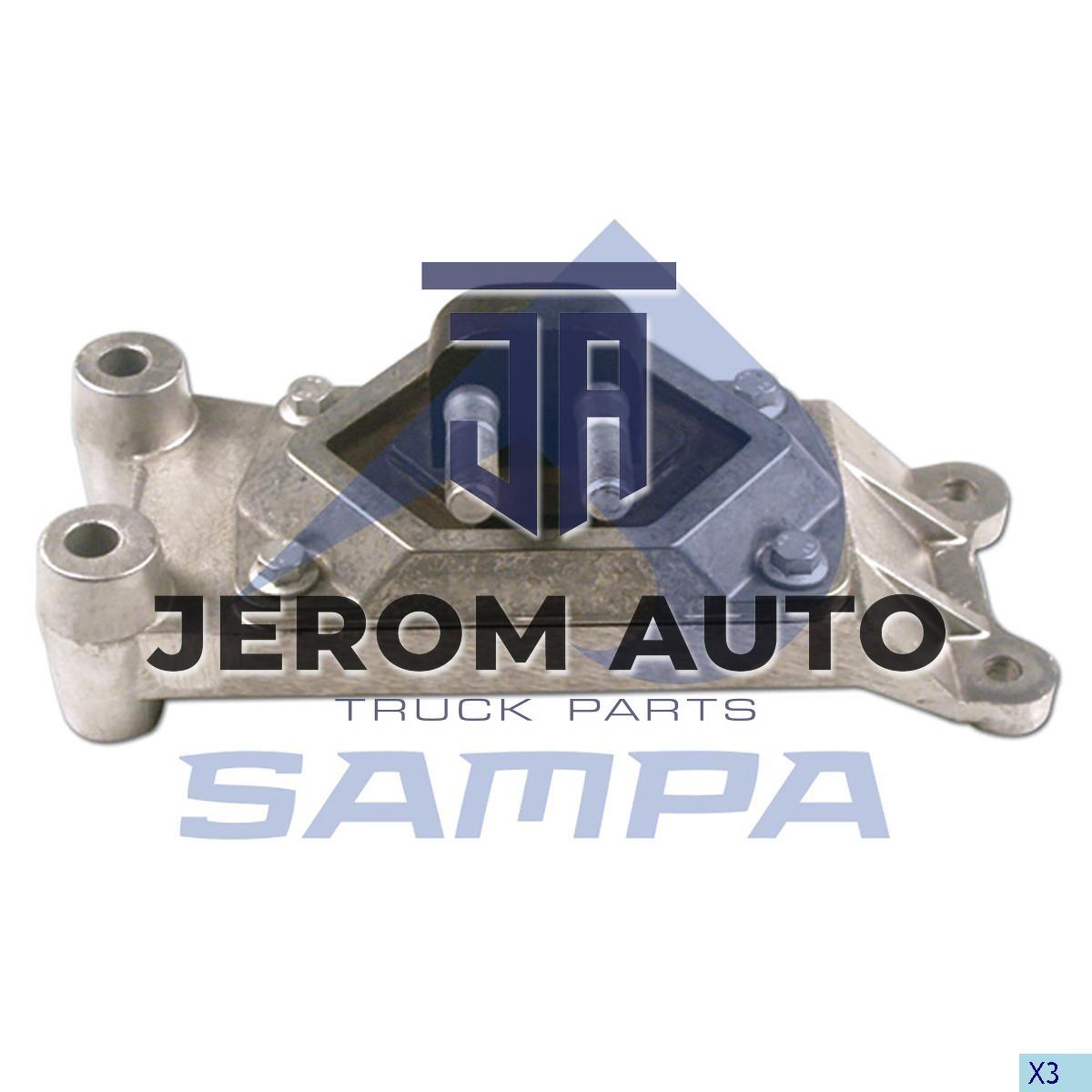 Подушка двигателя 132x369x130 Renault PREMIUM REAR LH \5010460351 \ 080.151