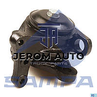 Подушка двигателя передняя левая Renault (d20/160x106) \5010460294 \ 080.166