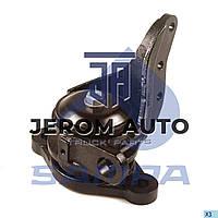 Подушка двигателя передняя прав Renault (d20/160x116) \5010460295 \ 080.167