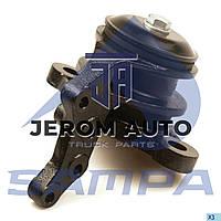 Подушка двигателя передняя левая Renault (d20/160x106) \5010316573 \ 080.168