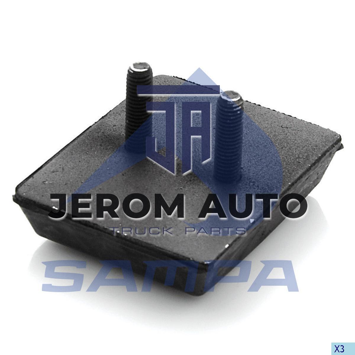 Буфер рессоры Renault (M8x1,25/19x28) \5001014359 \ 080.212