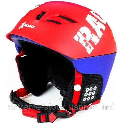 Шлем X-Road PW-930-2 red/blue M-L