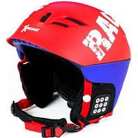 Шлем X-Road PW-930-2 red/blue M-L, фото 1