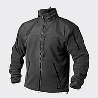 Куртка флисовая Helicon-Tex CLASSIC ARMY Black