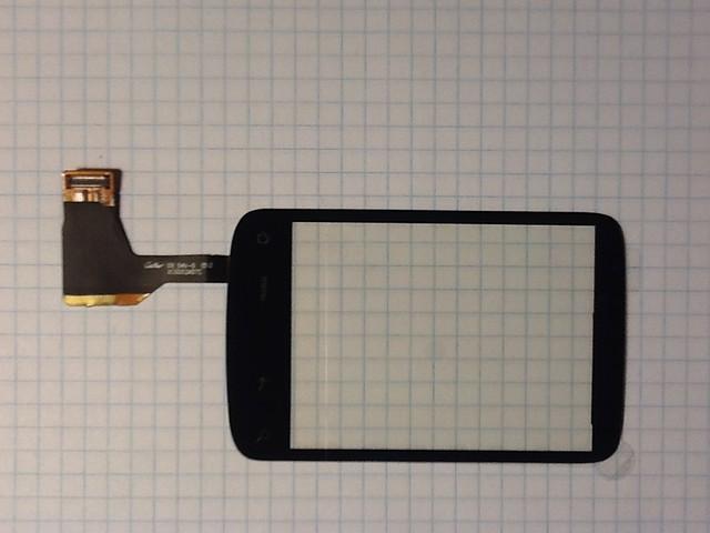 Сенсорный экран HTC A3333 Wildfire, G8, без микросхемы