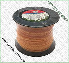 Леска для триммера  в бухте 3мм (Звезда -150м)