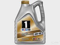 Масло моторное синтетическое MOBIL New Life 0W40, 4 литра 152081