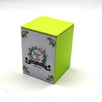 Коробка для хранения 6*6*8.5см R26742 , Stenson