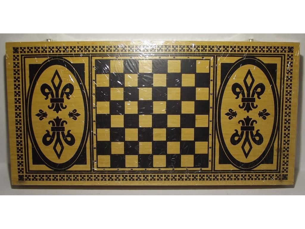 Нарди-шахи (бамбук)