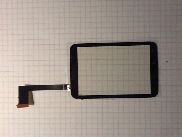 Сенсорный экран HTC A510e Wildfire S, G13, rev3