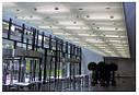 Стеклянные потолки с художественным матированием, фото 7