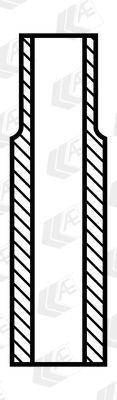 Направляющая клапана CITROEN CX II / JEEP CJ5 - CJ8 / VOLVO 780 (782) 1966-2002 г.