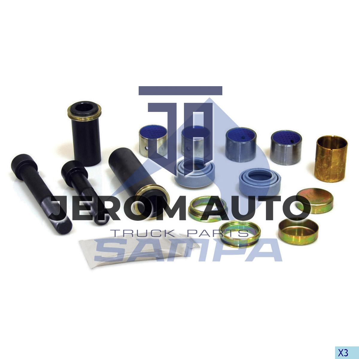 Ремкомплект суппорта SJ4076 Renult PREMIUM, VOLVO \SJ4076 \ 095.622