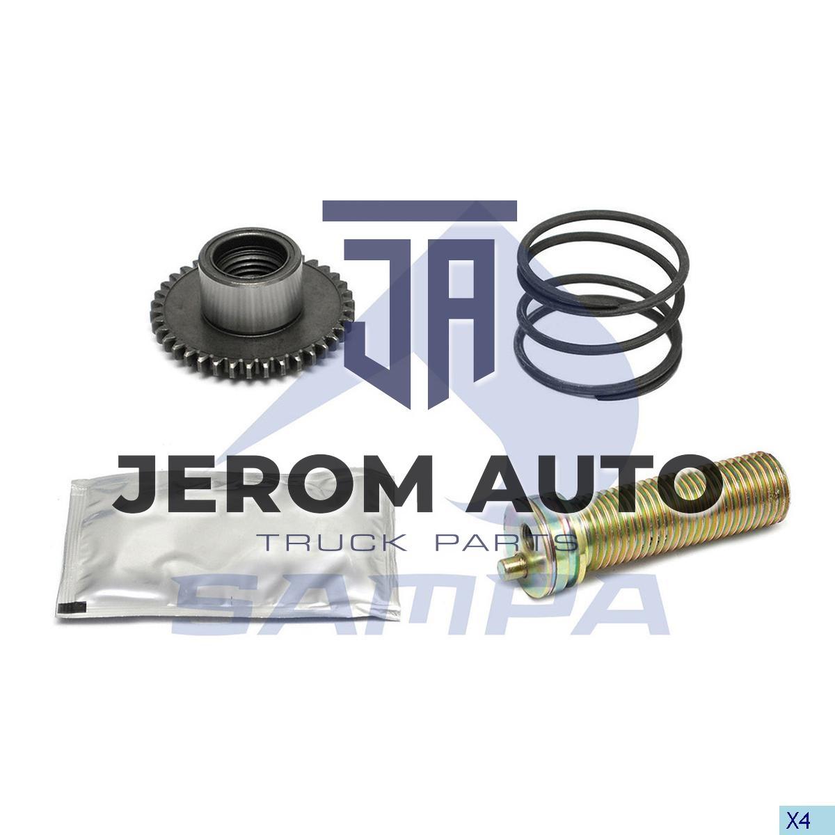 Ремкомплект суппорта ROR (M27x3 R) \SJ4074 \ 095.704