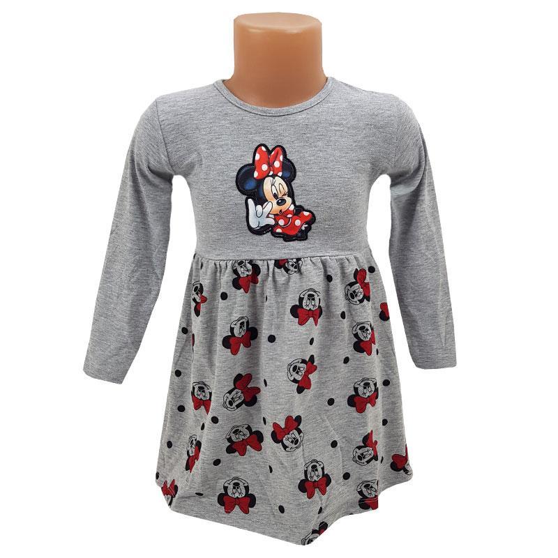 Платье для девочки 80-104 (1-4 года) арт.2374