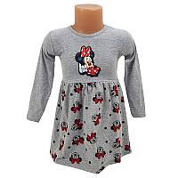 Платье для девочки 80-104 (1-4 года) арт.2374                                                       , фото 1